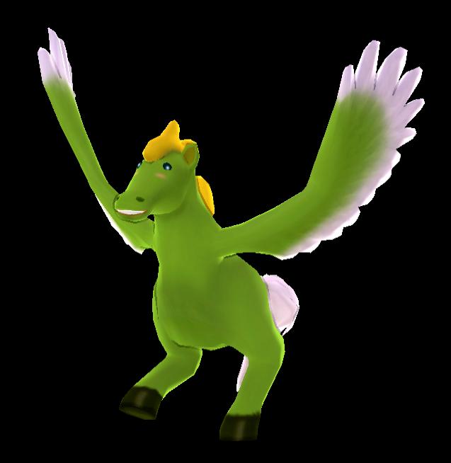 Bestiary/Re;Birth2/Pegasus