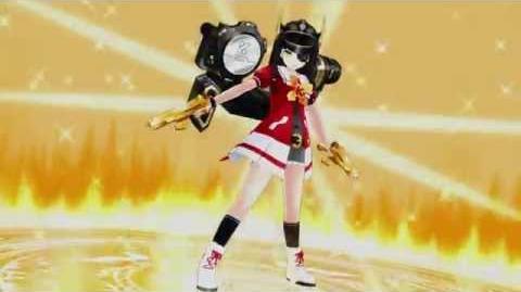PS4_60_FPS_Shin_Jigen_Game_Neptune_Victory_2_K-Sha_all_Attack_skills_EXE_moves