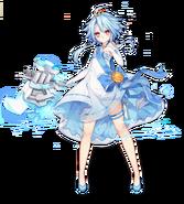 AzurLane-White Heart Dress