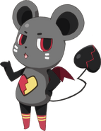HDN The Animation Pirachu