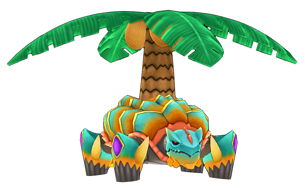 Bestiary/Re;Birth1/Forest Turtle