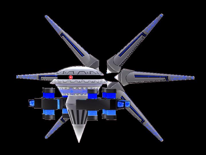 Bestiary/Re;Birth2/M-3 Zero Model