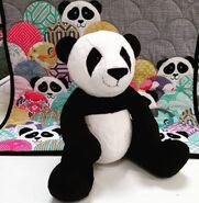 Panda Plushie Sewing Pattern (Jo Carter)