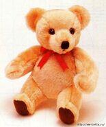 Teddy Bear Sewing Pattern (Sue Quinn)
