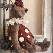 Teddy Bear Sewing Pattern (Tatiana Sadowska)