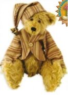 Teddy Bear Sewing Pattern (Lesley Ryan-Welsh)