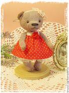 Teddy Bear Sewing Pattern (Elena Zagorodskikh)
