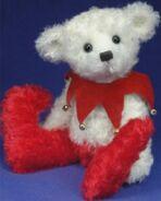 Elf Teddy Bear Sewing Pattern (Laura Lynn)