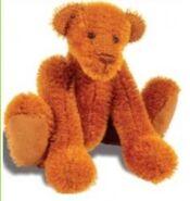 Teddy Bear Sewing Pattern (Nadezhda Shirokova)