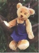 Teddy Bear Sewing Pattern (Mia)