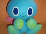 Chao Plushie Sewing Pattern (Cinnamel)