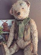 Teddy Bear Sewing Pattern (Yevgeny Gusev)