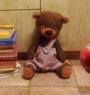 Teddy Bear Sewing Pattern (Svetlana Shanyginoy)