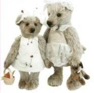 Teddy Bear Sewing Pattern (Svetlana Mikhailova)