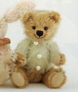Teddy Bear Sewing Pattern 12 (Ikuyo Kasuya)