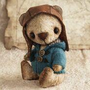 Teddy Bear Sewing Pattern (Olga Solodova)