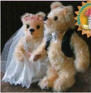 Teddy Bear Sewing Pattern (Natalya Borisova)