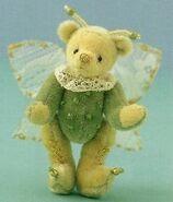 Fairy Teddy Bear Sewing Pattern (Ikuyo Kasuya)