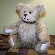Teddy Bear Sewing Pattern (Viergacht)