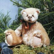 Teddy Bear Sewing Pattern (Jennifer Laing)