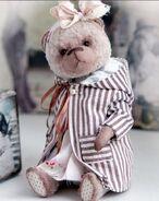 Teddy Bear Sewing Pattern (Natalia Bukharina)
