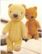 Teddy Bear Sewing Pattern 4 (Sugi Okiyasu)