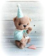 Teddy Bear Sewing Pattern (Elena Makeeva)