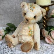 Teddy Bear Sewing Pattern (Rococo Natalia Leshchenko)