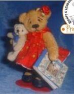 Teddy Bear Sewing Pattern (Elman Alawi)