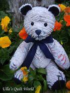 Teddy Bear Sewing Pattern (Ulla)