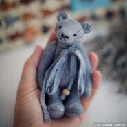Teddy Bear Sewing Pattern (Olga Kotsyurby)