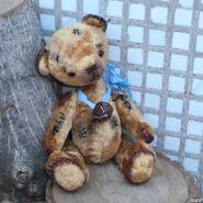 Teddy Bear Sewing Pattern (Tatiana Cherkasova)