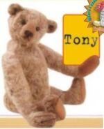 Teddy Bear Sewing Pattern (Marjan Jorristma)