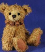 Teddy Bear Sewing Pattern (Laura Lynn)