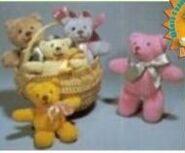Teddy Bear Sewing Pattern (Estelle Ansley Worrell)
