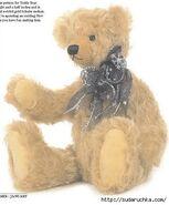 Teddy Bear Sewing Pattern (Susan Davies)