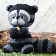 Sock Raccoon Sewing Pattern (Craft Passion)