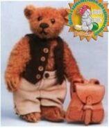 Teddy Bear Sewing Pattern (Brigitte Brenner)