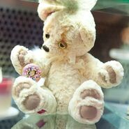 Teddy Bear Sewing Pattern (Olga Yastrebovoy)