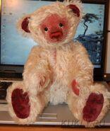 Teddy Bear Sewing Pattern (Irina Maslova)