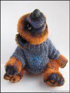 Teddy Bear Sewing Pattern (Marina Dmitriev)