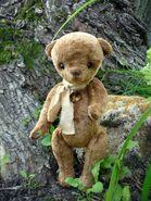 Teddy Bear Sewing Pattern (Natalia Burmistrova)