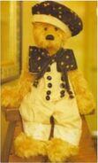 Teddy Bear Sewing Pattern (Mariette Noorman & Kerin Hannab)