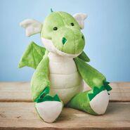 Dragon Plushie Sewing Pattern (Jo Carter)