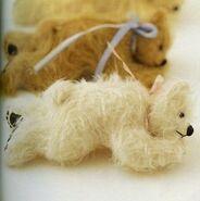 Teddy Bear Sewing Pattern 8 (Ikuyo Kasuya)