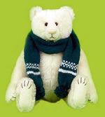 Teddy Bear Sewing Pattern (Christina Harris)