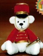 Teddy Bear Sewing Pattern (Bonita Baggs)