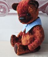 Teddy Bear Sewing Pattern (Marina Vekshina)