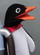 Penguin Hand Puppet (Hello World Program)