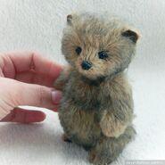 Teddy Bear Sewing Pattern (Elena Rigina)